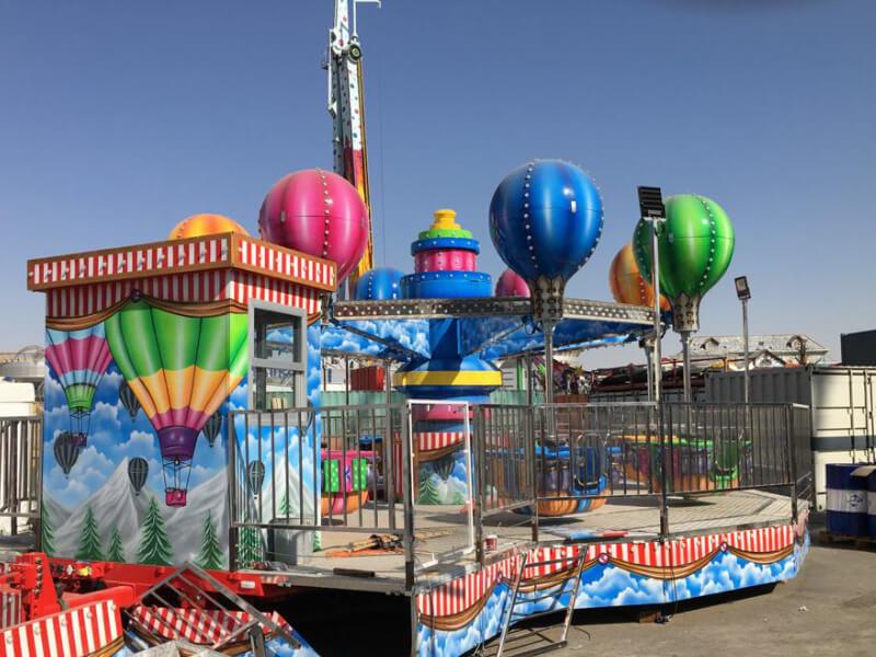 Samba Balloons