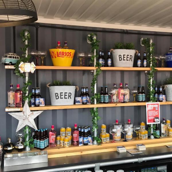Gin and Beer Bar